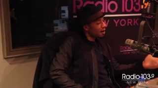 Jussie Smollett Interview at Radio 1039 New York