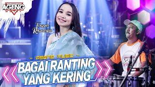 BAGAI RANTING YANG KERING - Tasya Rosmala ft Ageng Music (Official Live Music)