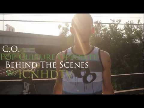 'Pop Culture Opposite' - (Behind The Scenes w/ Corey & ICNHDTV)