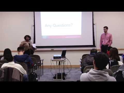 Negotiating a Job Offer (workshop)