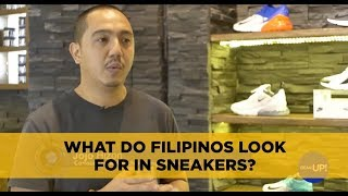 WHAT DO FILIPINOS LOOK FOR IN SNEAKERS? // GEAR UP