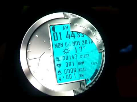 Kingwear KW06 watch faces, full Android smartwatch