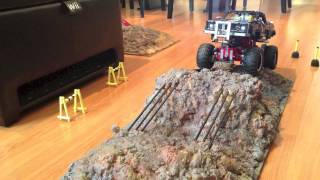 LEGO Technic 41999 4x4 Crawler Review & Indoor Test