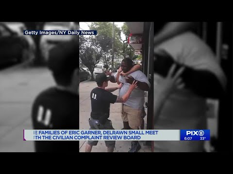 eric-garner,-delrawn-small-families-meet-with-civilian-complaint-review-board