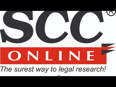 SCC Online Webinar - Search By Party Name & Find By Citation