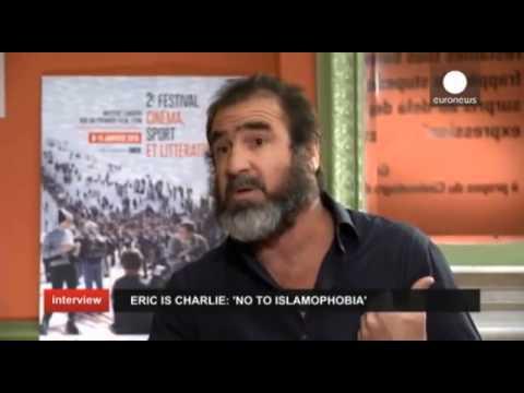 Eric Cantona et l'islamophobie