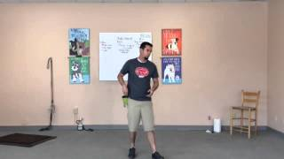 How To Train Dogs With Body Language