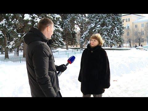 Зима задержится в Волгограде. Гость программы «Вести. Итоги дня» – Наталья Алатырцева
