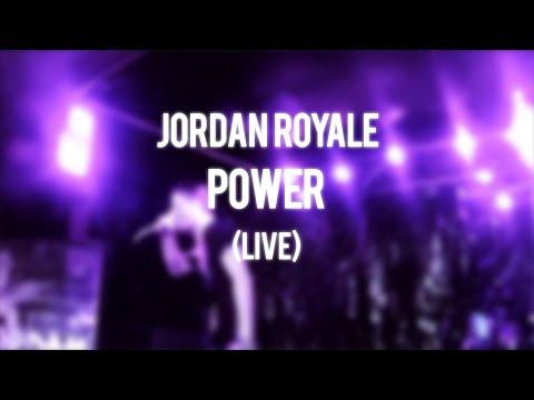 Jordan Royale - Power (Reading, PA 4/23/16)