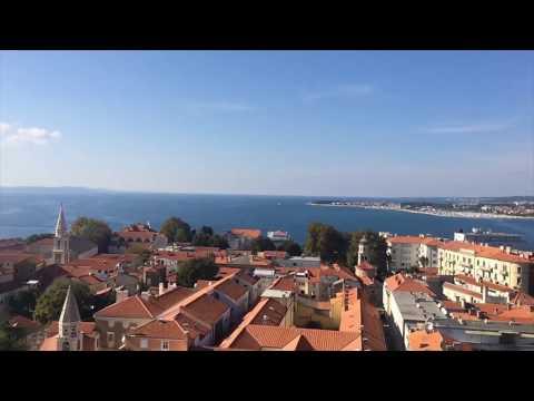 My Travels in 2016: Copenhagen to Trieste via Zadar