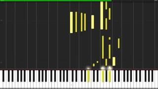 Clair de Lune Claude Debussy Piano Tutorial Synthesia