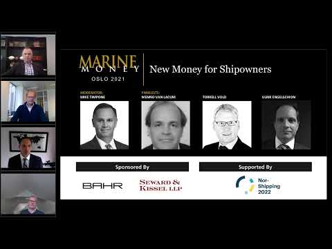 New Money for Shipowners
