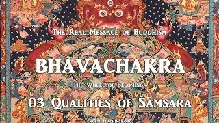 Bhavachakra 03 Qualities of Samsara