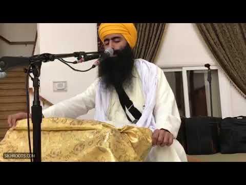 Bhai Sukha Singh UK   Fremont 01 July 2017   Saiskriti Slok Katha