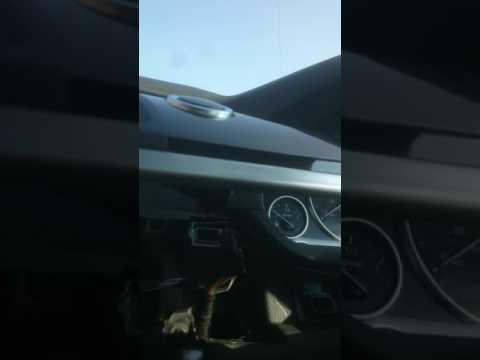 BMW 5 series f10 air vent fix PART 2