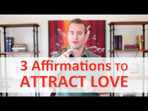 3 Affirmations To Attract Love from YouTube · Duration:  4 minutes 20 seconds