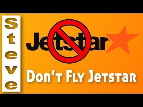 JETSTAR APPALLING SERVICE  #️⃣✈️⭐️💩Warning Mild Profanity