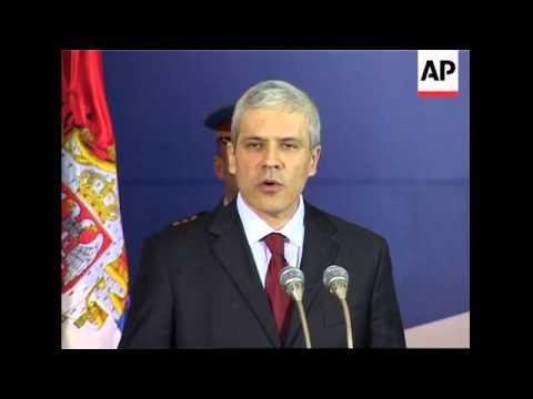 Pres says Serbia will downgrade ties with countries recognizing independent Kosovo
