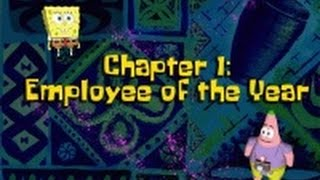 SpongeBob SquarePants - Employee of the Month PC (Chapter 1: Employee of the Year)