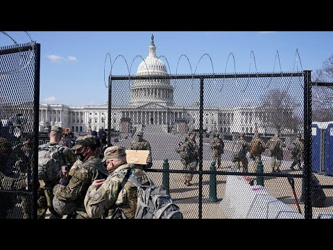 Warnings of a second militia plot to attack the U.S. Capitol