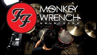 Foo Fighters - Monkey Wrench - Drum Cover by DiGgFreaK