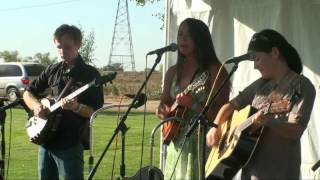 """Walkin' The Dog""  The Doerfel Family Band w/Angelica Grim (Doerfel)  and special guest AJ  Lee"
