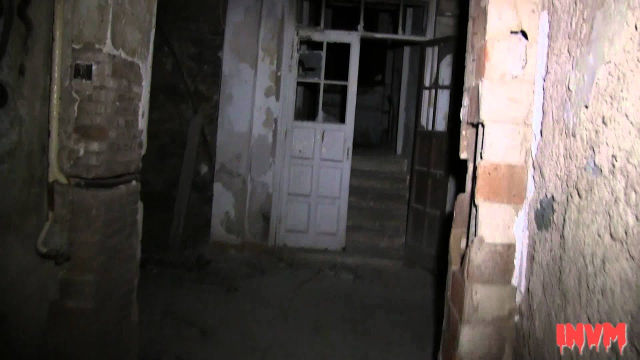 Terror Wallpaper Hd Hotel Restaurante Abandonado Antiguo Hospital Militar