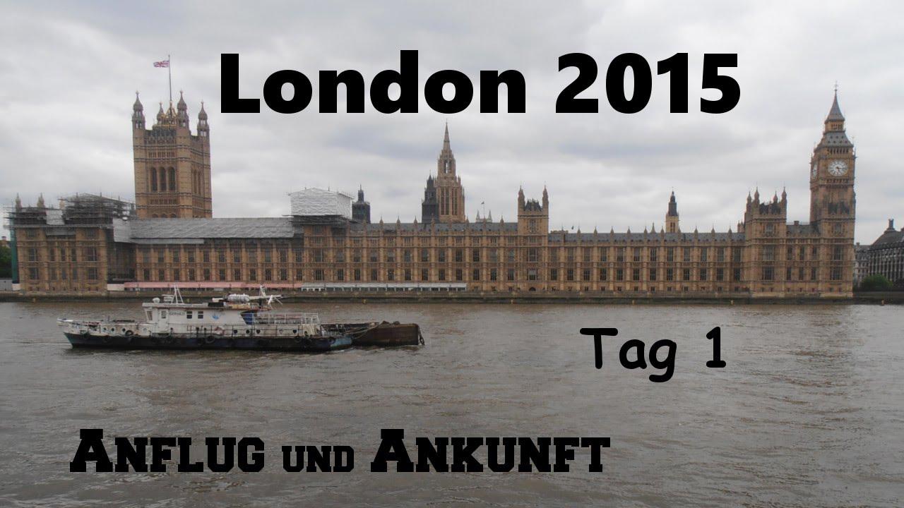 Ankunft London