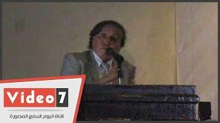 """الامين العام ل"""" المحامين العرب"""":العالم العربى محاط بمؤامرات تسعى للتفتيت والتقسيم"""