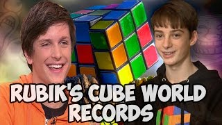 rubik s cube world records 2016 new edit