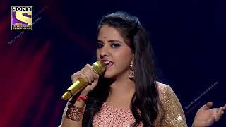 🎤Gali Gali Me Phirta He Song Sireesha Bhagavatula Indian Idol-12🎤🎻