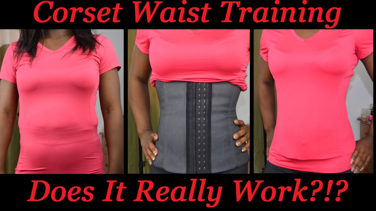 waist training corset does it work youtube. Black Bedroom Furniture Sets. Home Design Ideas