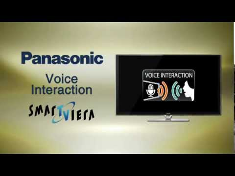 Panasonic VIERA Voice Interaction