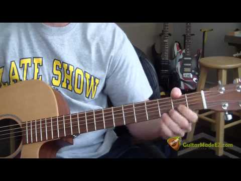Bob Dylan - Lay Lady Lay - Guitar Lesson (SOUND JUST LIKE THE ORIGINAL!) mp3