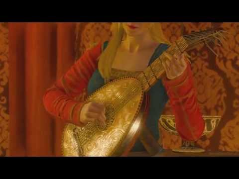 The witcher 3 priscilla song