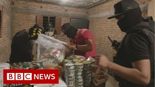 Coronavirus: How Mexican cartels are taking advantage of pandemic - BBC News