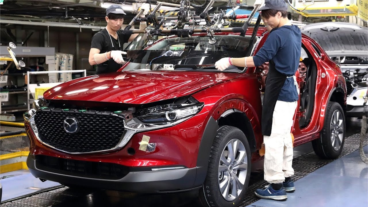 Mazda to suspend production due to shortage of chips