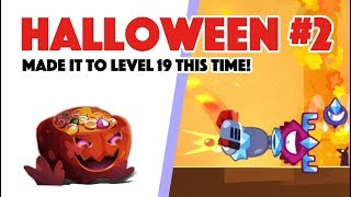 King of Thieves - Halloween Event 18 min Gameplay!