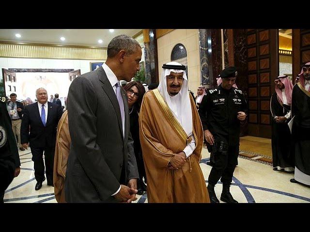 Обама в Эр-Рияде: несогласные союзники