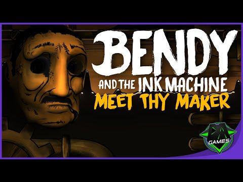 BENDY SONG (MEET THY MAKER) LYRIC VIDEO | DAGames