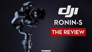 Ronin-S — In Depth Review [4K]