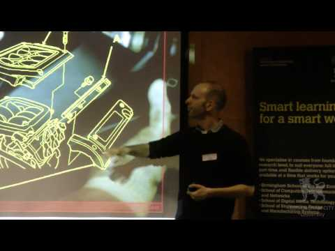 Creative Networks: The Swarm: Future Media Experiences in the Internet of Things with Jason Daponte