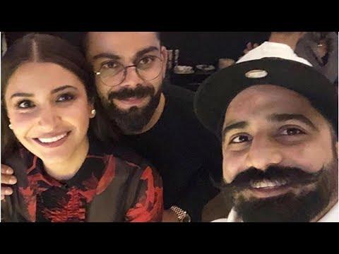 Valentine's Day Special:Anushka Sharma, Virat Kohli spend time over dinner Mp3