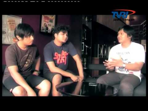 Saksi TVRI Jateng - Interview with Sheila On 7. Part 2