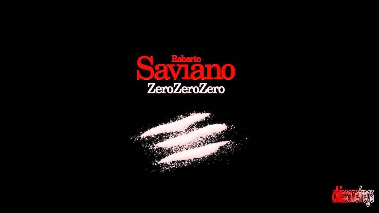 Zerozerozero Di Roberto Saviano Diventa Una Serie Tv