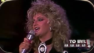 Bonnie Tyler - No Way To Treat A Lady (1986)