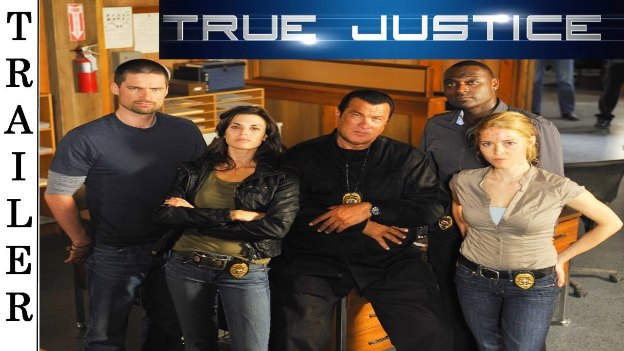 Download True Justice - Season 1 Trailer 🇺🇸 (2010/ 2011) - STEVEN SEAGAL.
