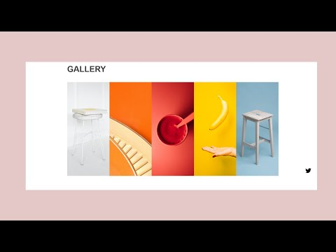 How To Make An Image Gallery Using HTML And CSS   Image Gallery Design Tutorial
