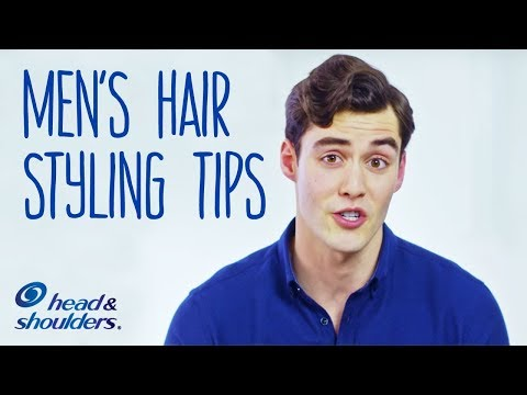 Men's Hair Care: How To Prevent Dry Hair And Scalp