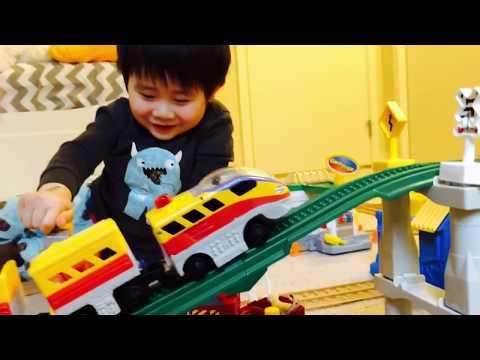 Fisher-Price GeoTrax Train